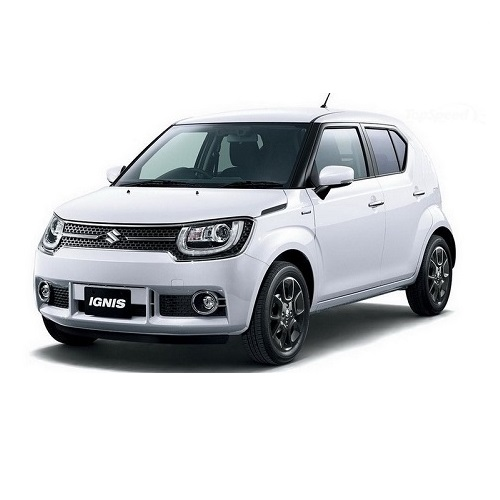 sewa ignis manual di puri bali car rental