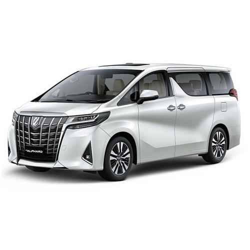 sewa alphard transformer di puri bali car rental